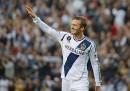 Una vita da David Beckham