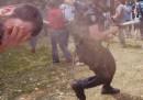 Gli scontri al Gezi Park di Istanbul
