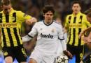 Real Madrid - Borussia Dortmund 2-0