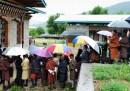 Le elezioni in Bhutan