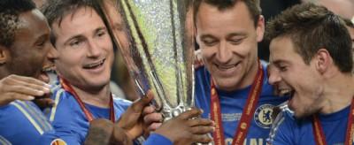 Il Chelsea ha vinto l'Europa League
