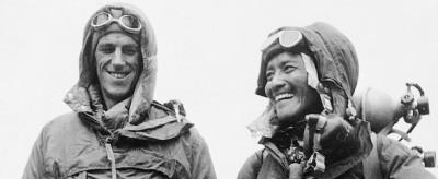 La prima scalata dell'Everest