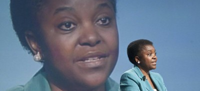 Cécile Kyenge a In mezz'ora – video