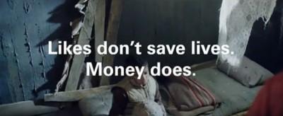 """I """"Mi piace"""" non salvano vite"""
