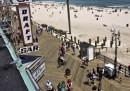 Riaprono le spiagge del New Jersey, dopo Sandy
