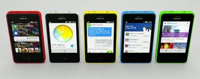 Com'è fatto il Nokia Asha 501