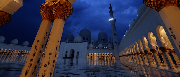 UAE-ISLAM-MOSQUE