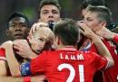 Il Bayern ha vinto la Champions League