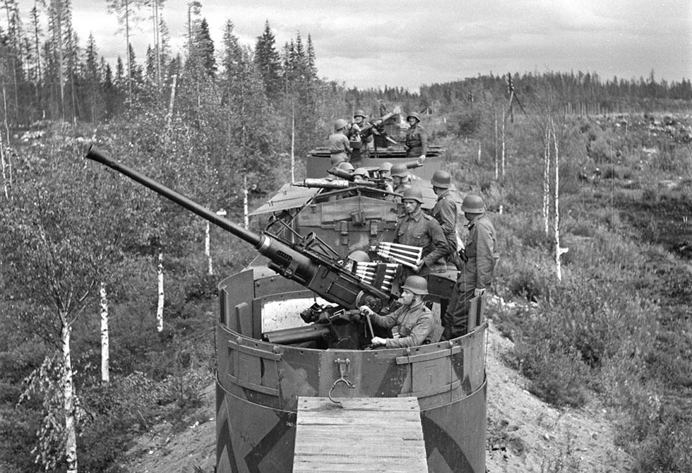 La seconda guerra mondiale in finlandia il post for Decorati 2 guerra mondiale