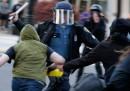Le foto degli scontri a Seattle