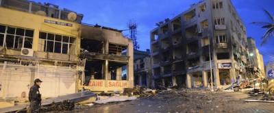 Le ipotesi sulle bombe in Turchia