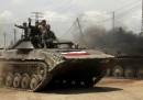 La battaglia di Qusayr, in Siria