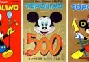 I numeri tondi di Topolino e noi