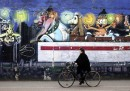 I droni tedeschi anti-graffiti