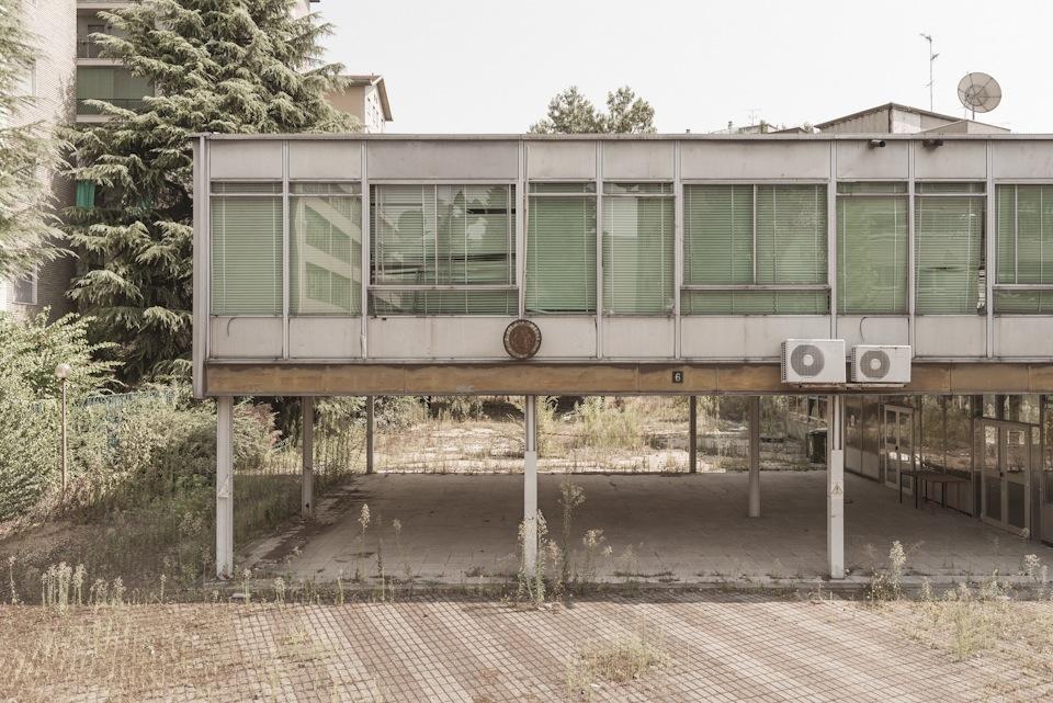 Milano abbandonata il post for Scuola superiore moda milano