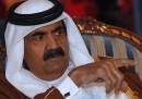 L'abdicazione dell'emiro del Qatar