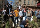 Dimostrazioni Turchia