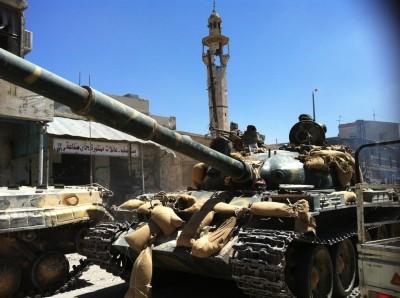 Battaglia di Qusayr