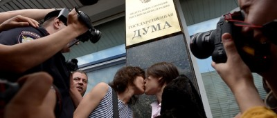 La legge contro i gay in Russia