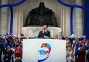 Tsakhiagiin Elbegdorj - Presidente della Mongolia