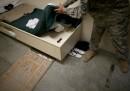 Fotografie di Joe Raedle a Guantanamo