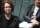 Julia Gillard si è dimessa