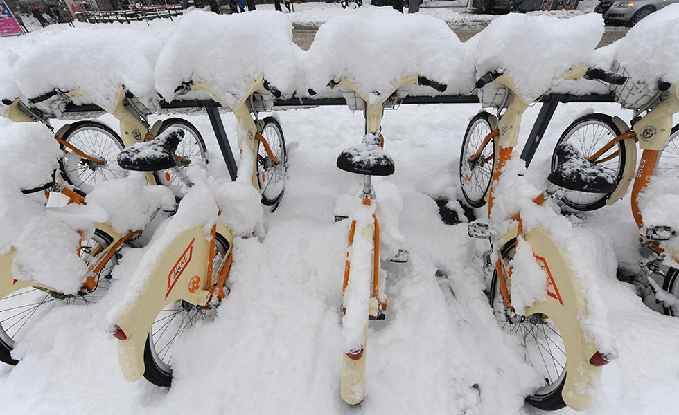 Chi ha inventato cosa il post for Affitto bici amsterdam