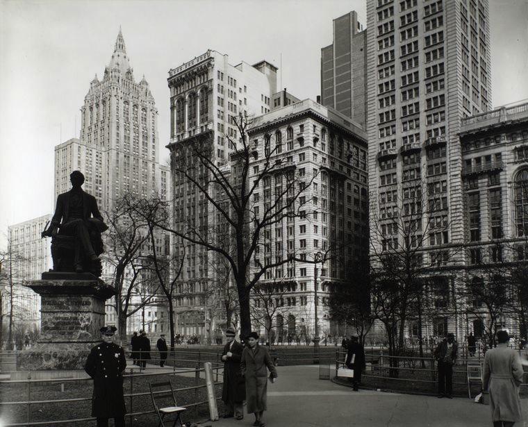 new york negli anni trenta il post