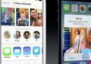iOS 7 / AirDrop