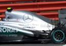 Il caos al GP di Formula Uno del Regno Unito