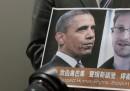Snowden è accusato di spionaggio