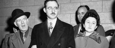 I Rosenberg e la bomba atomica