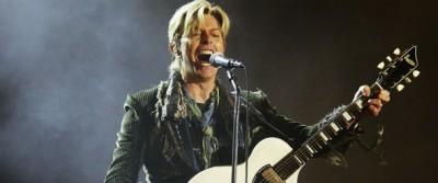 Un'età da David Bowie