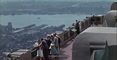 New York nel 1939, a colori