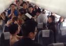 L'Orchestra di Philadelphia suona su un volo bloccato a terra per un ritardo