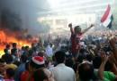 Gli scontri di ieri in Egitto