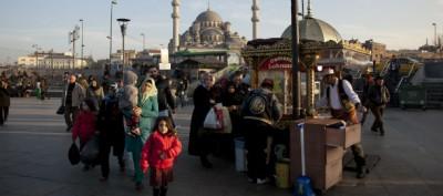 Dietro le proteste in Turchia