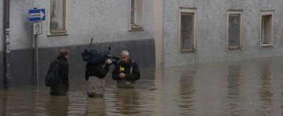 Le nuove foto delle alluvioni in Europa