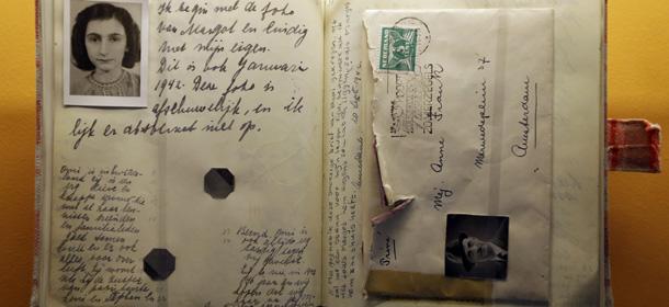La casa di anna frank di amsterdam dovr restituire i suoi archivi il post - Casa anna frank ...