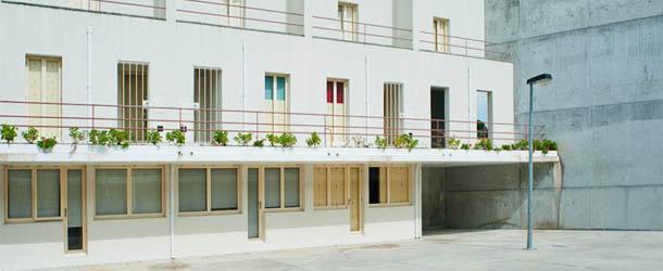 Le architetture di lvaro siza il post for Case di architetti famosi