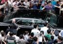 La ressa per Beckham a Shanghai