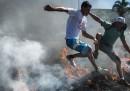 Gli scontri fuori dagli stadi del Brasile
