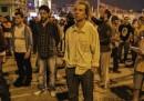 La protesta silenziosa di piazza Taksim