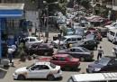 Le code per la benzina in Egitto