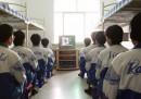 Una lettera da un campo di lavoro cinese