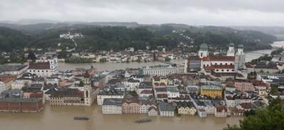Le ultime sulle inondazioni in Europa