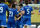 Italia-Giappone 4-3