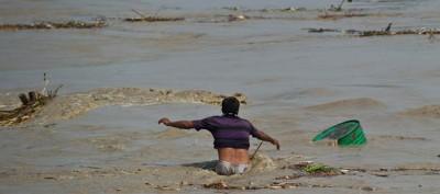 Le alluvioni in India, più di 500 morti