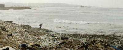 La grande chiazza di immondizia nel Pacifico