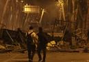 Istanbul, le foto di lunedì notte